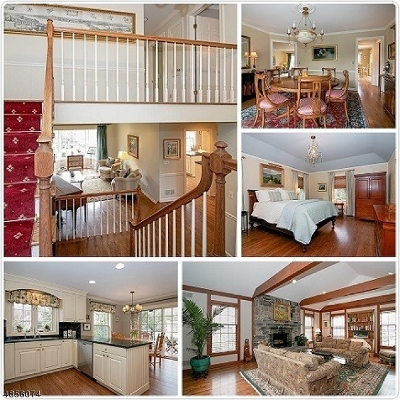 Millburn Twp. Single Family Home For Sale: 15 The Crescent