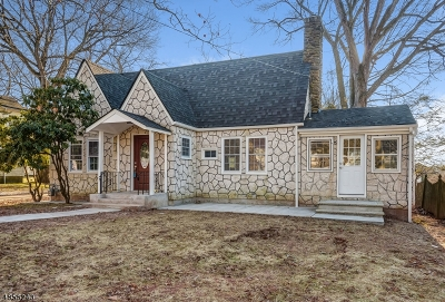 West Orange Twp. Single Family Home For Sale: 30 Woodland Ave