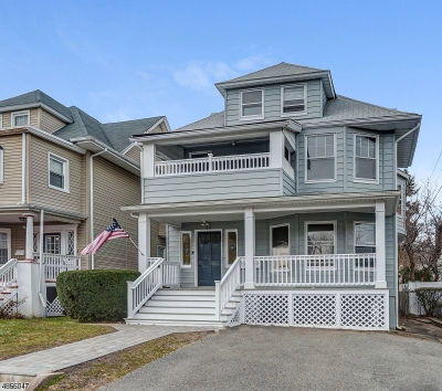 Montclair Twp. Condo/Townhouse For Sale: 48 N Willow St #2