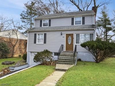 Livingston Twp. Single Family Home For Sale: 180 N Livingston Ave