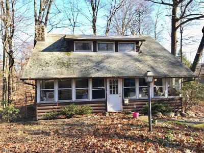 Parsippany-Troy Hills Twp. Single Family Home For Sale: 3 Spurr Rd