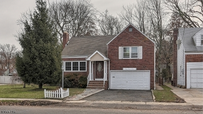 Union Twp. Single Family Home For Sale: 777 Salem Rd