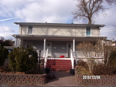 Summit City Multi Family Home For Sale: 153 Broad St