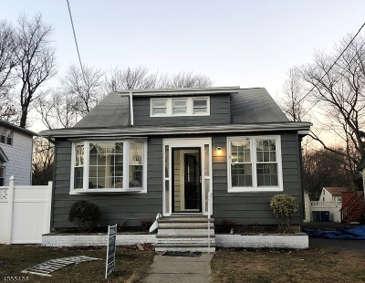 Union Twp. Single Family Home For Sale: 248 Winfield Ter