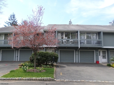 West Orange Twp. Condo/Townhouse For Sale: 103 Marion Dr