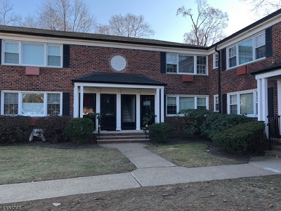 Morris Twp. Condo/Townhouse For Sale: 414 Pitney Pl