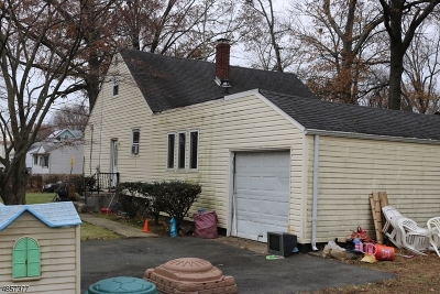 Scotch Plains Twp. Single Family Home For Sale: 545 Beverly Ave