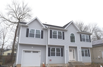 Parsippany-Troy Hills Twp. Single Family Home For Sale: 29 Garfield Rd