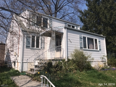 Garwood Boro Single Family Home For Sale: 250 Willow Ave