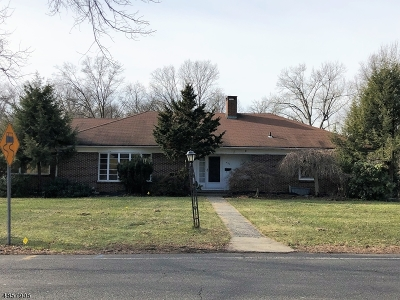 Woodbridge Twp. Single Family Home For Sale: 495 Middlesex Ave