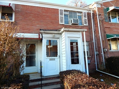 Hillside Twp. Single Family Home Active Under Contract: 1444 Liberty Ave
