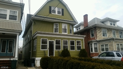 Roselle Park Boro Multi Family Home For Sale: 117 E Grant Ave