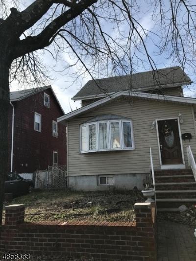 Roselle Boro Single Family Home For Sale: 232 Hillcrest Ter