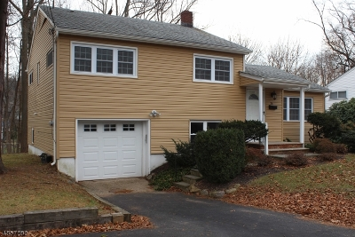 West Orange Twp. Single Family Home For Sale: 24 Cornell St