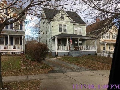 Morris Twp. Multi Family Home For Sale: 32 Woodland Ave