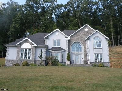 Parsippany-Troy Hills Twp. Single Family Home For Sale: 22 Foote Ln