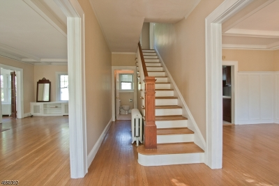 Cranford Twp. Single Family Home For Sale: 25 Hamilton Ave