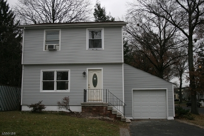 Hillside Twp. Single Family Home Active Under Contract: 521 Paul St