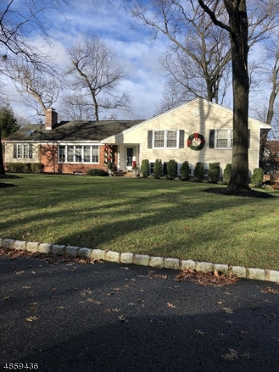 Morris Twp. Single Family Home For Sale: 8 W Cromwell Dr