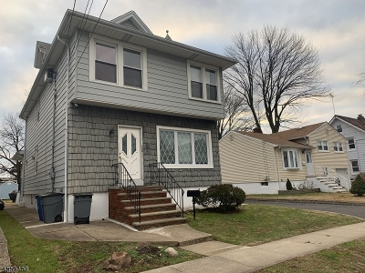 ROSELLE PARK Single Family Home For Sale: 118 Warren Ave