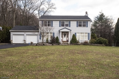 Roxbury Twp. Single Family Home For Sale: 86 Orben Dr