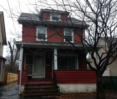 ROSELLE PARK Single Family Home For Sale: 616 Spruce St