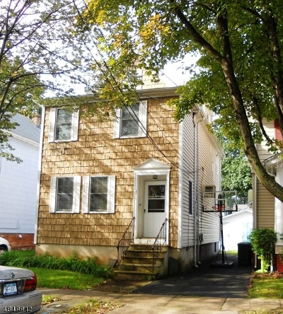 ROSELLE PARK Single Family Home For Sale: 150 Camden St
