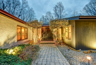 WATCHUNG Single Family Home For Sale: 464 Ridge Rd
