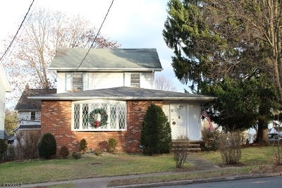 Union Twp. Single Family Home For Sale: 707 Self Master Pky