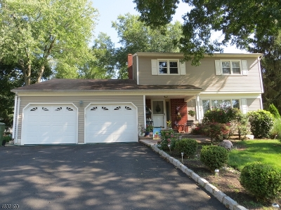 Edison Twp. Single Family Home Active Under Contract: 33 Sandalwood Dr