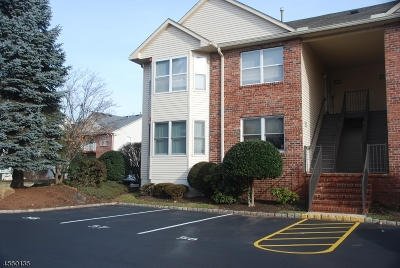 East Hanover Twp. NJ Rental For Rent: $2,400