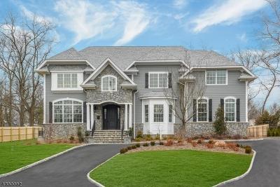 Millburn Twp. Single Family Home For Sale: 375 White Oak Ridge Rd