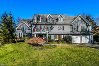 Clark Twp. Single Family Home For Sale: 3 Avon Road