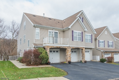Randolph Twp. Condo/Townhouse For Sale: 315 Boulder Ridge Dr