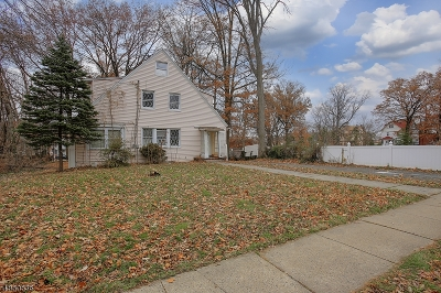 Roselle Boro Single Family Home For Sale: 132 W 4th Ave