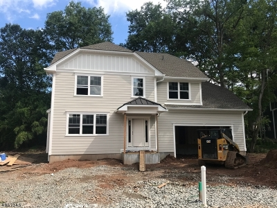 New Providence Boro Single Family Home For Sale: 12 6th Street