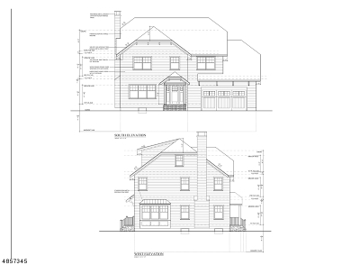 New Providence Boro Single Family Home For Sale: 16 6th Street