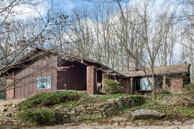 Parsippany-Troy Hills Twp. Single Family Home For Sale: 51 Long Ridge Rd