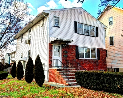 Maplewood Twp. Multi Family Home For Sale: 511 Boyden Ave
