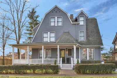 Morristown Town Single Family Home For Sale: 17 Franklin Street