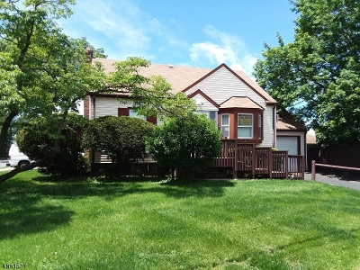 LINDEN Single Family Home For Sale: 9a Pallant
