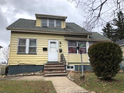 Roselle Boro Multi Family Home For Sale: 416 Amsterdam Ave