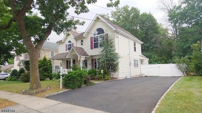 Clark Twp. Single Family Home For Sale: 299 Valley Rd
