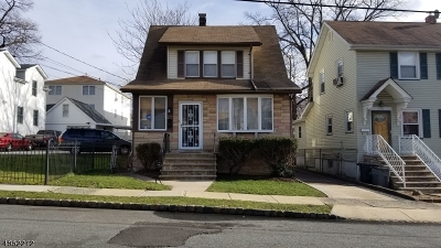 Single Family Home For Sale: 277 Indiana St