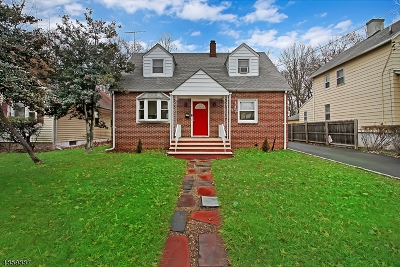 ROSELLE Single Family Home For Sale: 142 W 9th Ave