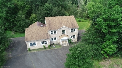 Parsippany-Troy Hills Twp. Single Family Home For Sale: 253 Bee Meadow Pky