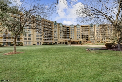 West Orange Twp. Condo/Townhouse For Sale: 10 Smith Manor Blvd
