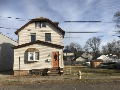Hillside Twp. Single Family Home For Sale: 409 Spring St