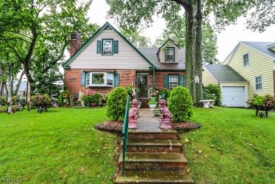 LINDEN Single Family Home For Sale: 2716 De Witt Ter