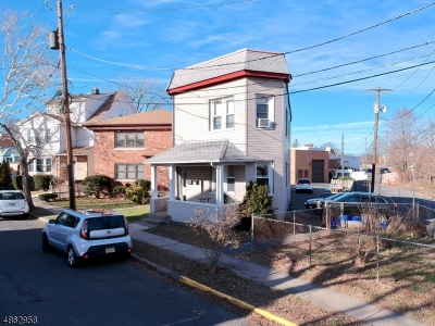 Nutley Twp. Multi Family Home For Sale: 4 Hagert St